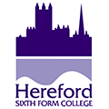 logo: Hereford Sixth Form College