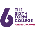 logo: The Sixth Form College Farnborough