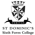logo: St Dominic's Sixth Form College